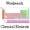 Wordsearch: Chemical Elements
