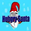 Hungry Santa